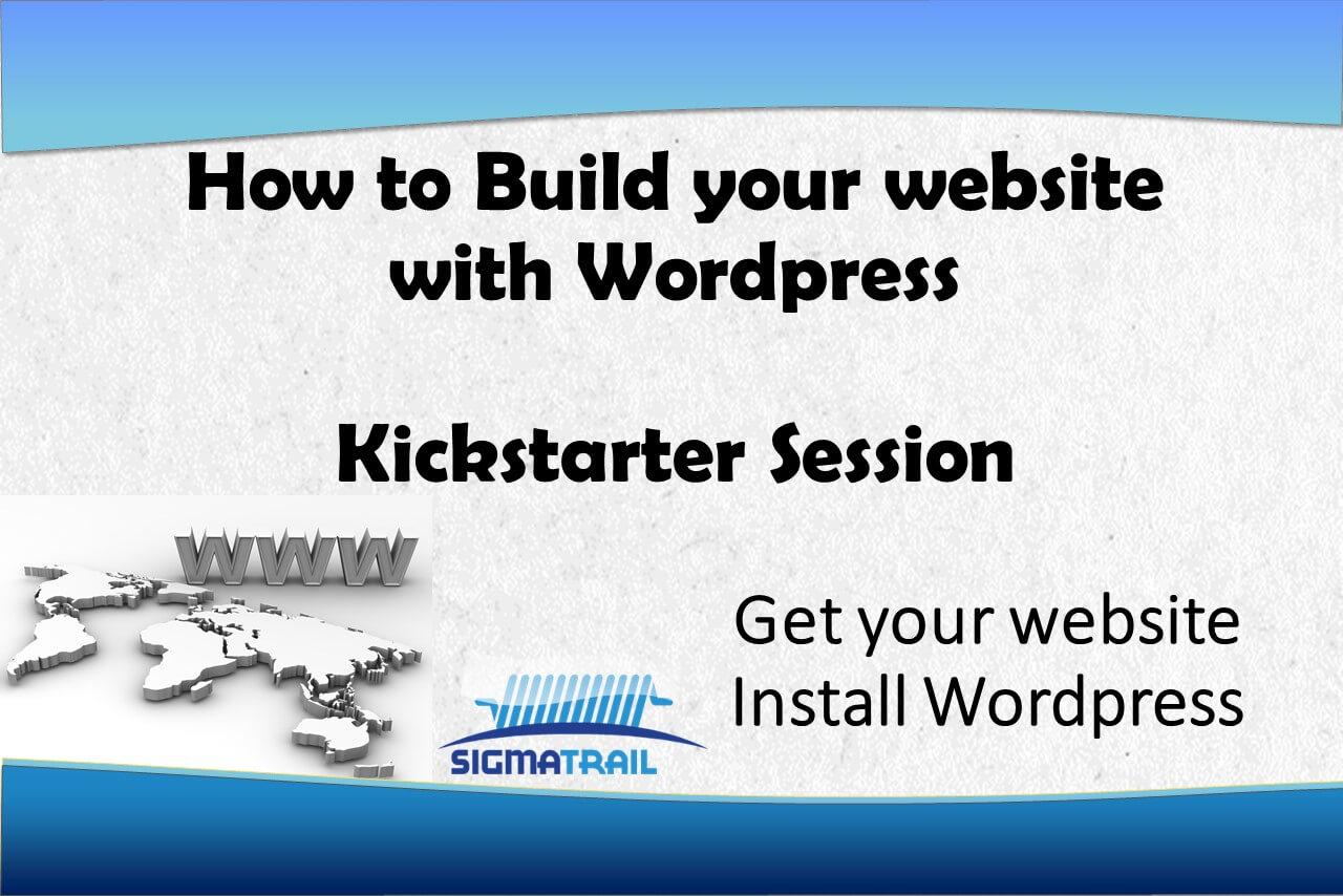 Web Kickstarter